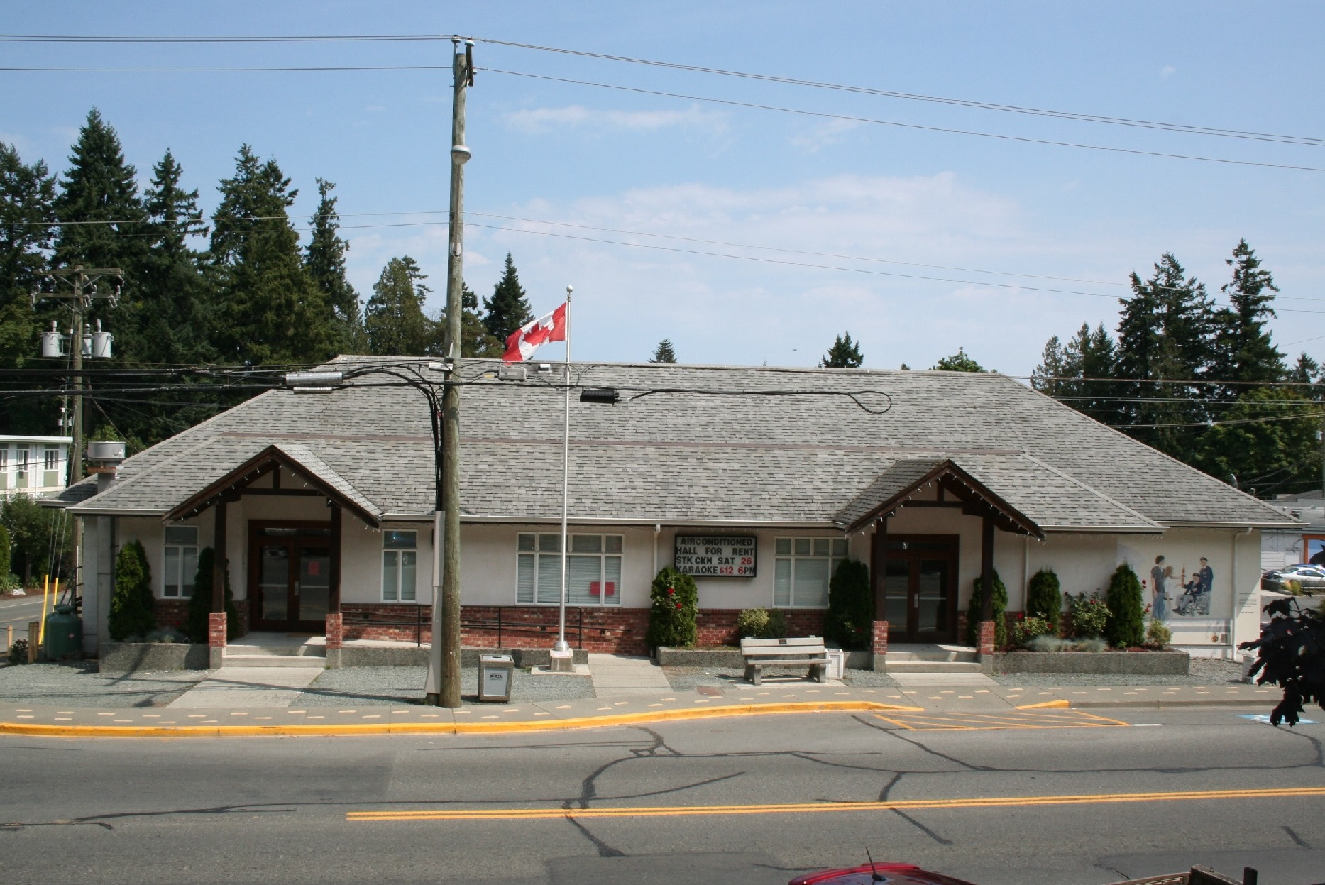 Chemainus Legion Branch 191